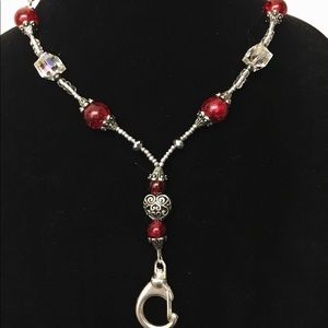 Jewelry - Love this red!